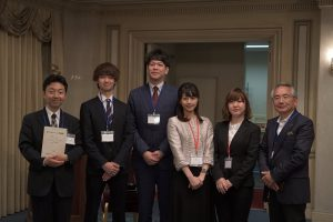 早稲田大学マーケティング研究会 60周年記念式典